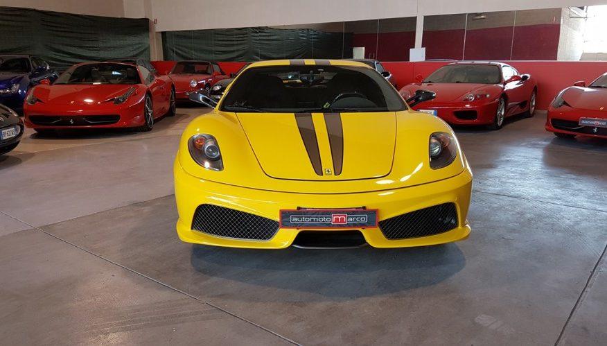 """Ferrari F430 Scuderia UNICO ERSEMPLARE """"DA COLLEZIONE"""""""